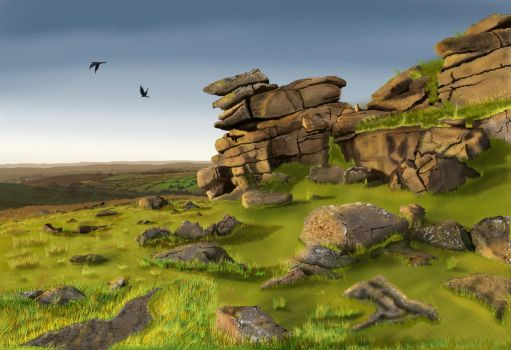 Dartmoor by DominicHardy