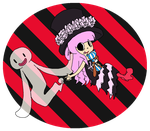 Perona ask is open~ by Snoweh-Storm