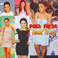 Pack Photos Ariana Grande by MoonLightEditionss