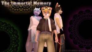 Video - UTAU+MMD+Kinect PV - The Immortal Memory by PolygonCount