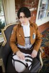 AoT: Handsome Heichou by firewolf826