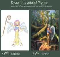 Draw this again 2007 - 2014 by Nisato