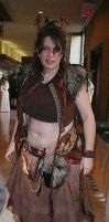 Teato at Norwescon by Teatochan