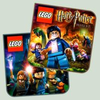 Lego Harry Potter YAIcon Pack by Alucryd