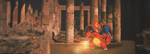 Charizard by LeftSideOfRight