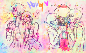 Morby doodles by KiraiRei