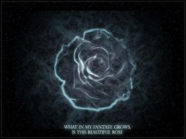 the rose in my fantasy II by place-for-rest
