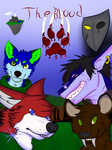 The Blood Paw (comic cover) by EagleThor
