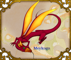 T-Diary: Meykogo by runno20