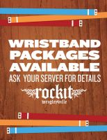 ROCKIT WRISTBAND PACKAGE by julie808