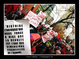 Manif 1 by P-Photographie