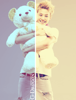 .:G-Dragon+Teddy:. by soppy4eva