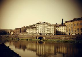 Florence - Italy by dangerous-glow