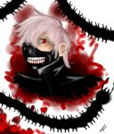 Ken Kaneki by lunumchan