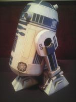 R2D2 side view by Allhallowseve31