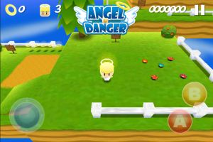 Angel in Danger coming soon on iOS by Sakis25