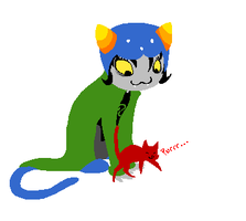 Nepeta by abstractZoology