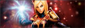 Blood Elf Sig 2  v2 by MarkosBoss