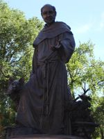 Saint Francis of Assisi by maryhelen