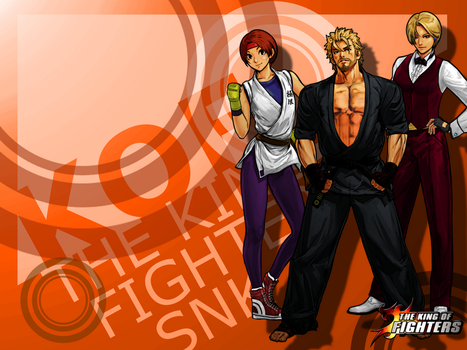 Art of Fighting XI by topdog4815
