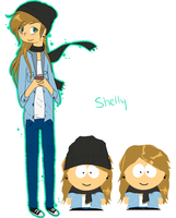 South Park Me by xseashell