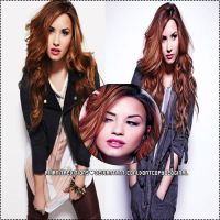 Demi Lovato Photoshoot 1 by AmaritaEditions