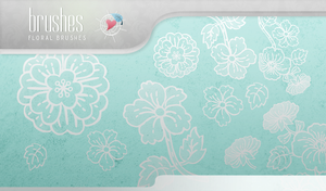 Brushes - Spring by So-ghislaine