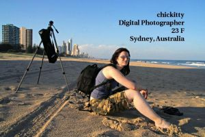 Relaxing on the Gold Coast by chickitty