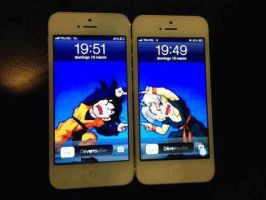 FU-SION iphone by gamerma