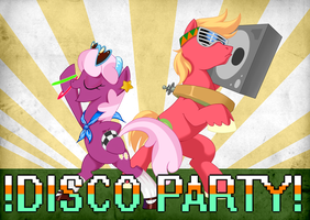 Disco party by GashibokA