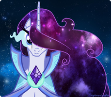 Night Swirl the Wizard by NightmareLunaFan