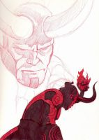 Hellboy by OptimalProtocol