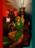 The Legend of Link! by daremaker