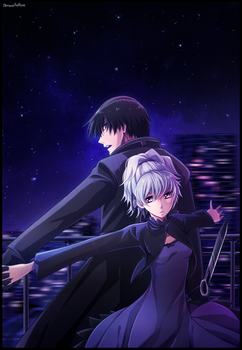 Darker Than Black by VermeilleRose