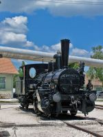 Steam engine - Siesta -2 by morpheus880223