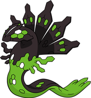 Zygarde by KrocF4