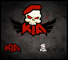 KIA clan logo by aSpartan