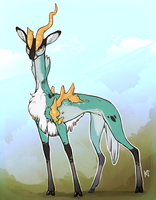 Cobalion Again by Susiron