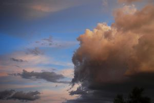 Incoming Storm by Phenix59