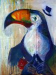 The Wealthy Mr Toucan by GarbageLicker