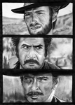 The good, the bad and the ugly by morkovka55