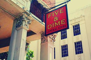 Five and Dime by ikoshima