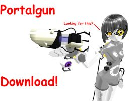 Portalgun Download by RiSama