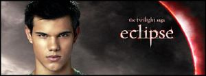 Jacob Black Eclipse banner by SuperFlash1980