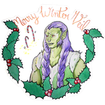 Merry Winter Veil ! - Secret Santa by Skelradath