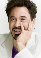 Robert Downey Jr by athanasius-M