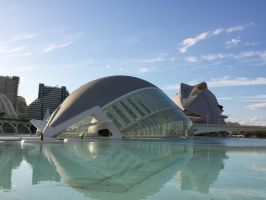 City of science, Valencia 04 by Brizzolatto55