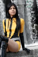 Silk Spectre by bishop27