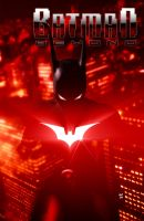 Batman beyond Fan cover 4 by cirus5555