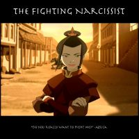 Fighting Narcissist by SaucePear